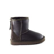 UGG Kids Zip Metallic Brown