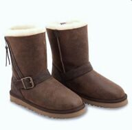UGG Blaise Chocolate Kids