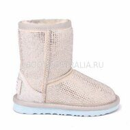 Детские угги UGG Kids Serein II - White