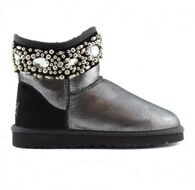 UGG Australia Mini Jewelled Glitter Black